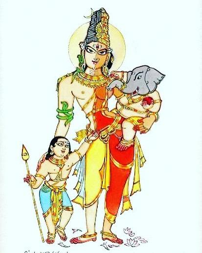Bapu Ardhanariswara